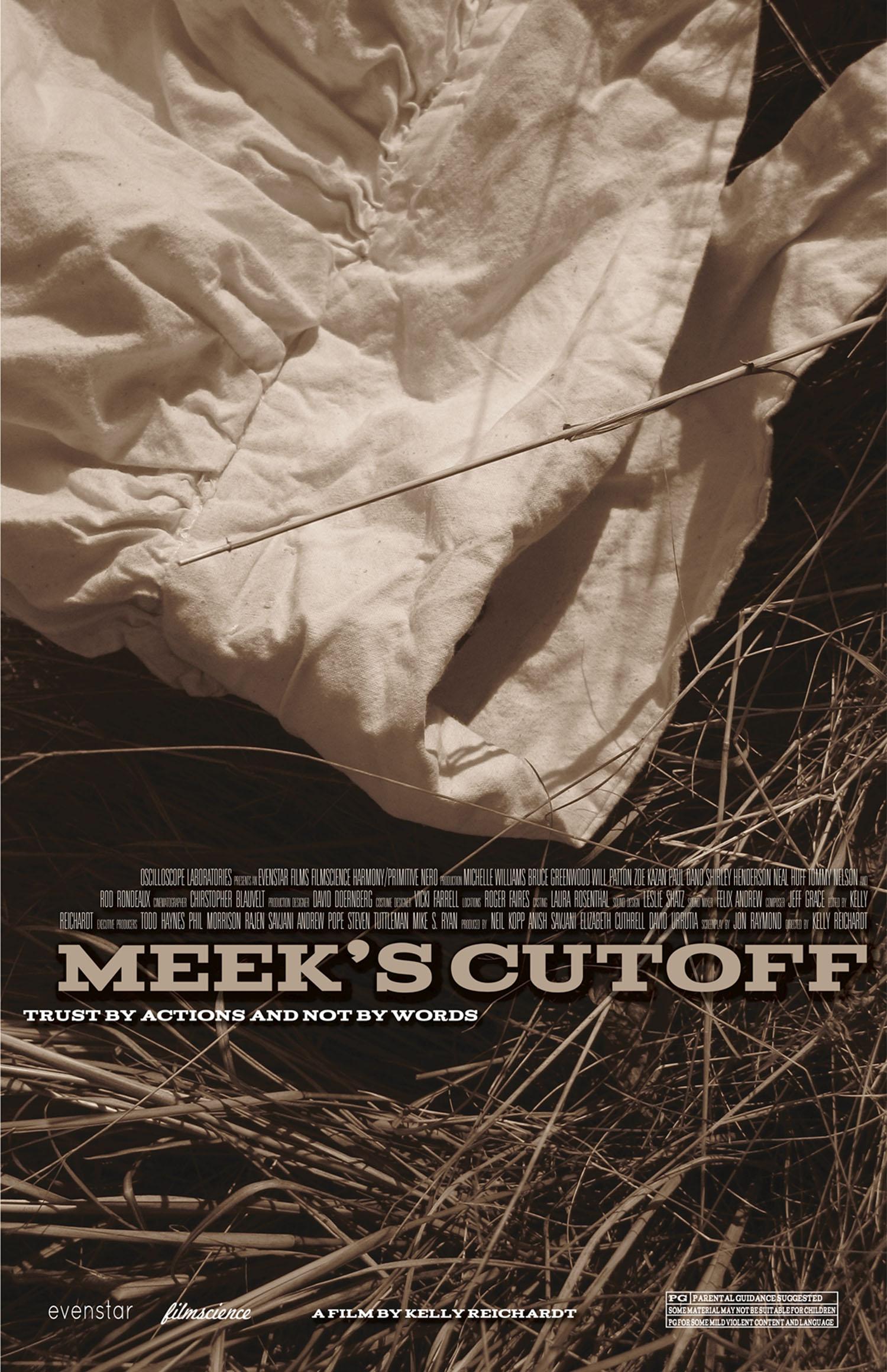 Meek's Cutoff (2011) Main Poster