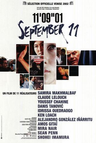 September 11 (2002) Main Poster