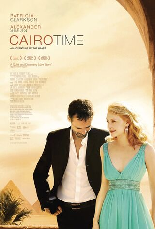 Cairo Time (2009) Main Poster