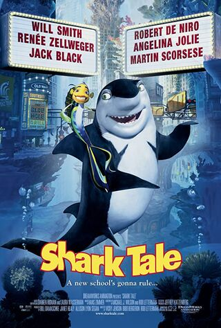 Shark Tale (2004) Main Poster