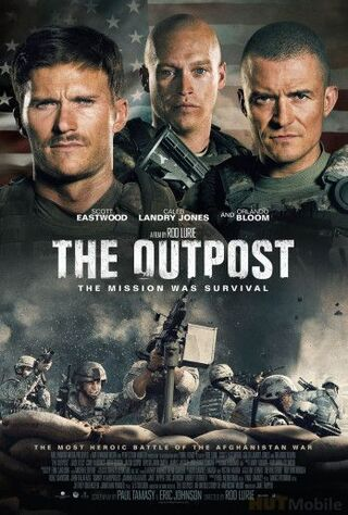 The Outpost (2020) Main Poster