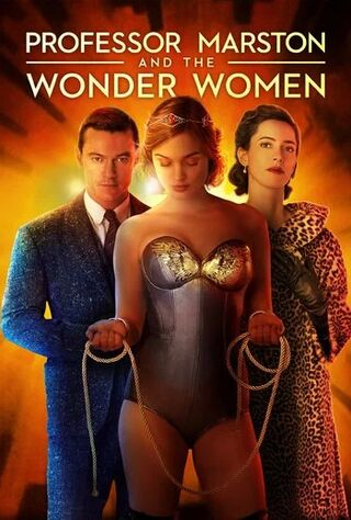 Professor Marston & The Wonder Women (2017) Main Poster