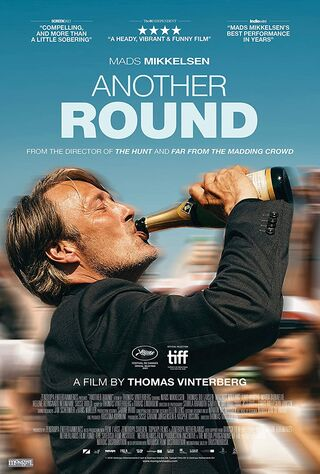 Another Round (2020) Main Poster