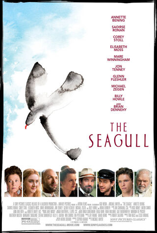 The Seagull (2018) Main Poster