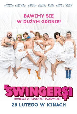 Swingersi (2020) Main Poster