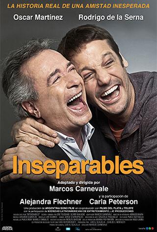 Inseparables (2016) Main Poster