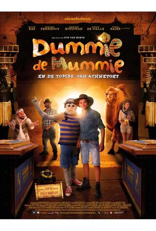 Dummie The Mummy And The Tomb Of Achnetut (2017) Main Poster