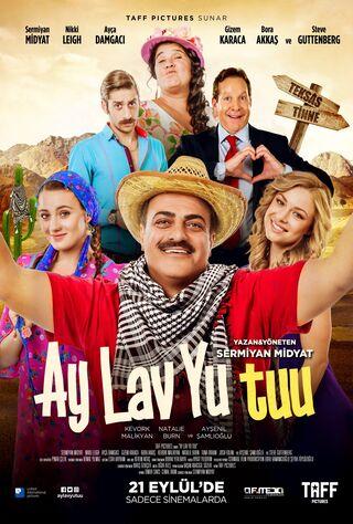 Ay Lav Yu Tuu (2017) Main Poster