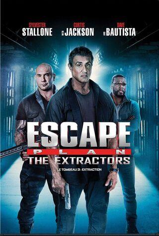 Escape Plan: The Extractors (2019) Main Poster