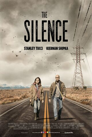 The Silence (2019) Main Poster