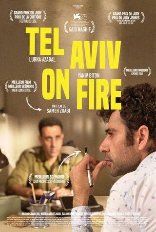 Tel Aviv On Fire (2019) Main Poster