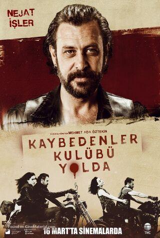 Kaybedenler Kulübü Yolda (2018) Main Poster