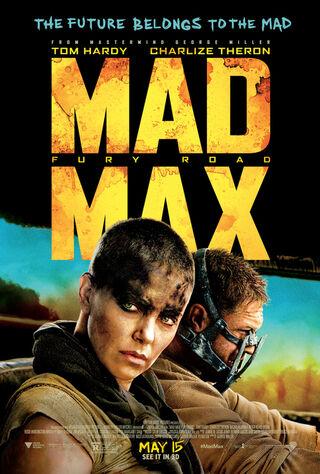 Mad Max: Fury Road (2015) Main Poster