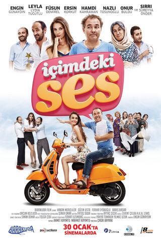 Içimdeki Ses (2015) Main Poster