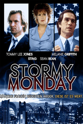 Stormy Monday (1988) Main Poster