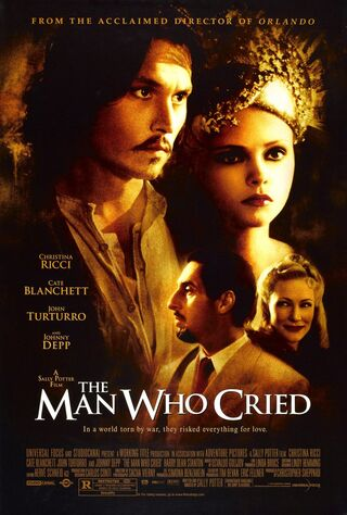 The Man Who Cried (2000) Main Poster