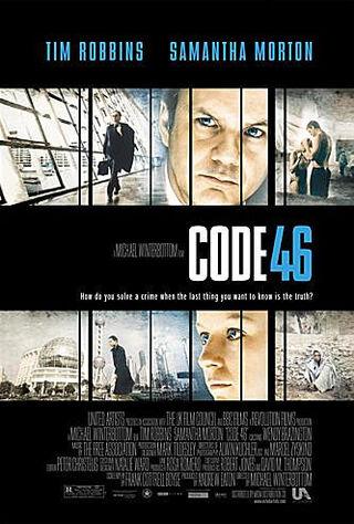 Code 46 (2004) Main Poster