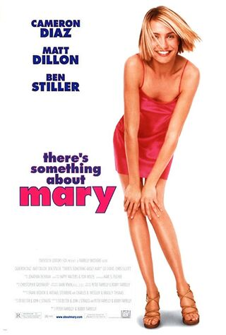 There's Something About Mary (1998) Main Poster