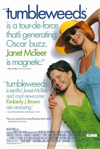 Tumbleweeds (2000) Main Poster