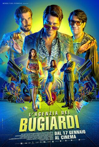 L'agenzia Dei Bugiardi (2019) Main Poster