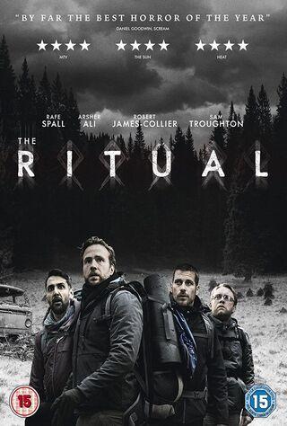 The Ritual (2018) Main Poster