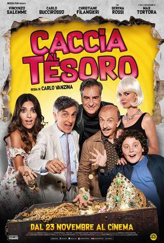 Caccia Al Tesoro (2017) Main Poster