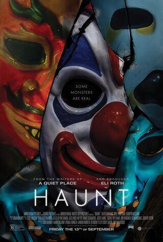 Haunt (2019) Main Poster