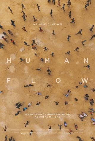 Human Flow (2017) Main Poster