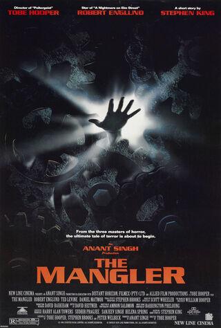 The Mangler (1995) Main Poster