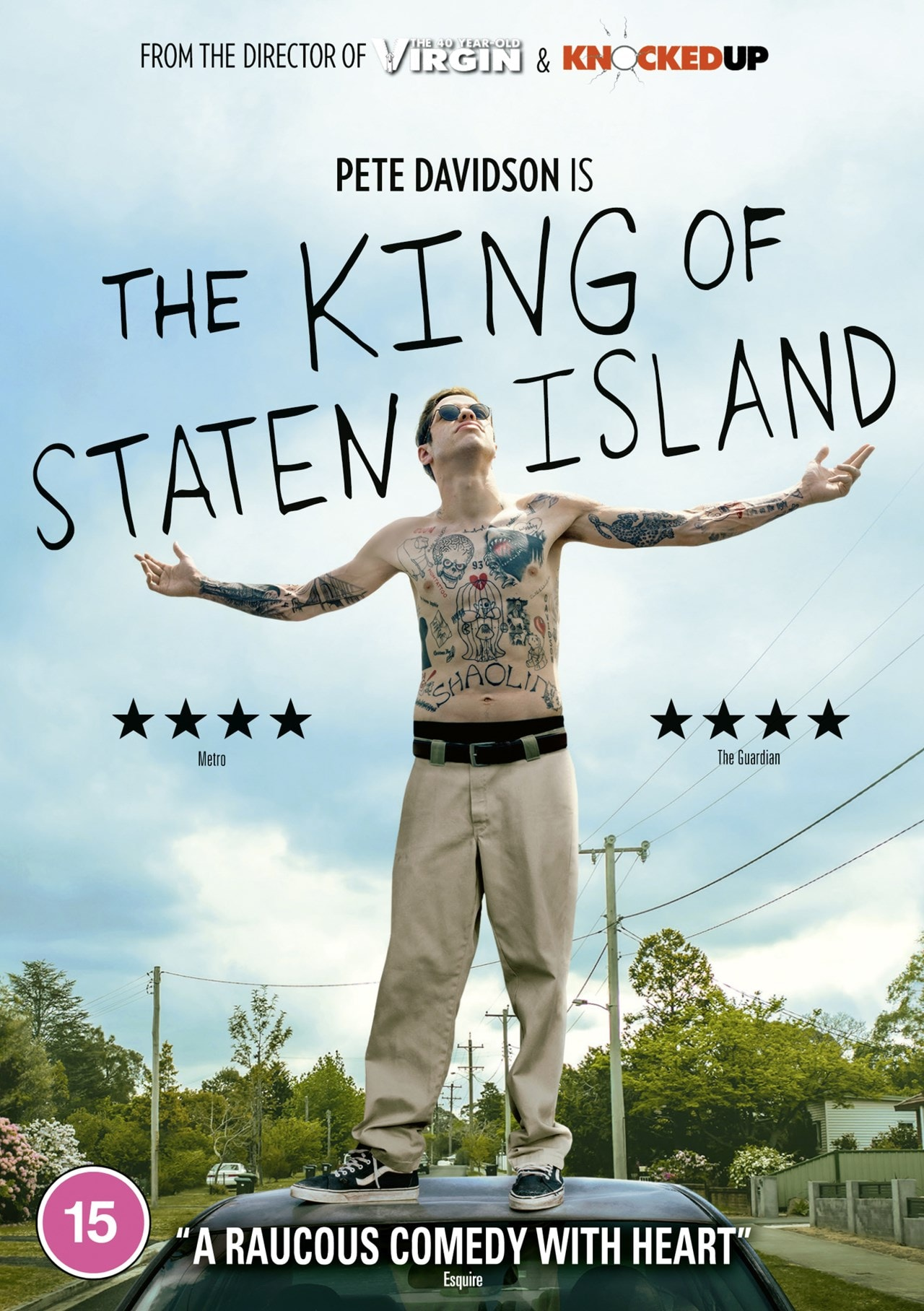 The King Of Staten Island Main Poster