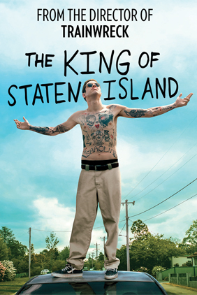 The King Of Staten Island (2020) Poster #4