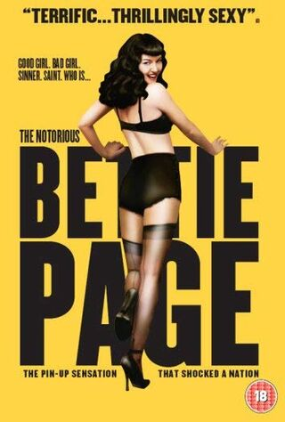 The Notorious Bettie Page (2006) Main Poster