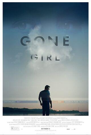 Gone Girl (2014) Main Poster