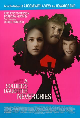 A Soldier's Daughter Never Cries (1998) Main Poster