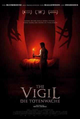 The Vigil (2021) Main Poster