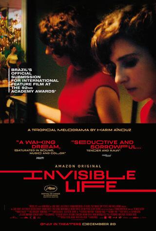 Invisible Life (2019) Main Poster