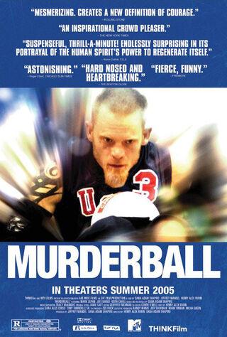 Murderball (2005) Main Poster
