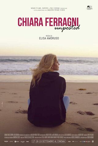 Chiara Ferragni Unposted (2019) Main Poster
