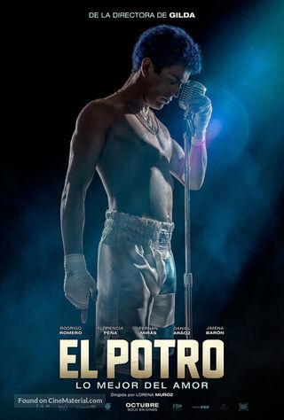 El Potro, Lo Mejor Del Amor (2018) Main Poster