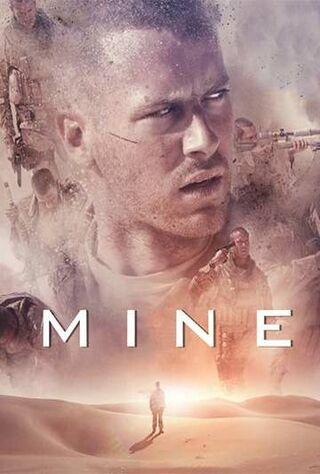 Mine (2017) Main Poster