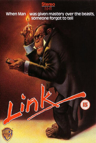 Link (1986) Main Poster