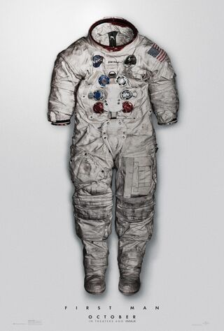 First Man (2018) Main Poster