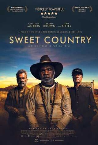 Sweet Country (2018) Main Poster