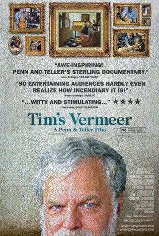 Tim's Vermeer (2014) Main Poster