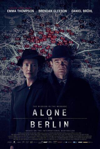 Alone In Berlin (2017) Main Poster