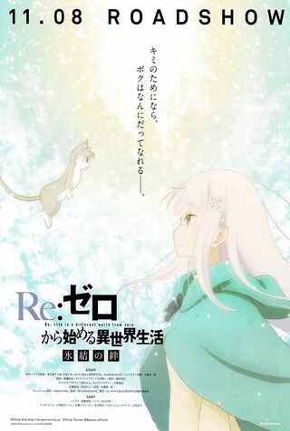 Re: Zero Kara Hajimeru Isekai Seikatsu: Hyouketsu No Kizuna (2019) Main Poster