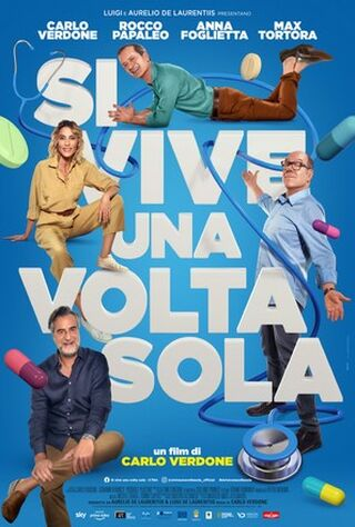 Che Vuoi Che Sia (2016) Main Poster