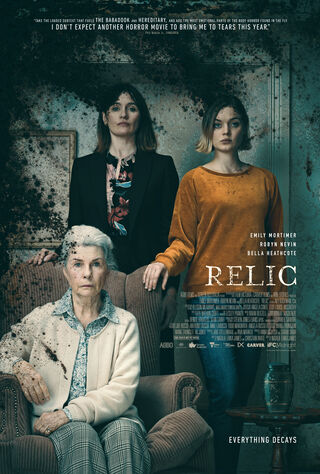 Relic (2020) Main Poster