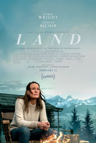 Land (2021) Main Poster