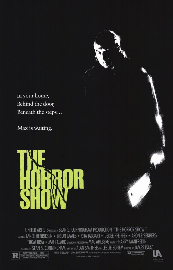 The Horror Show (1989) Main Poster